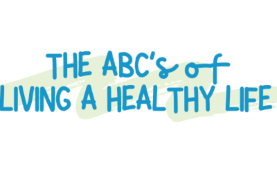 The ABCs of Healthy Living (INFOGRAPHIC)
