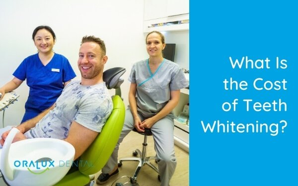What Is The Cost Of Teeth Whitening?