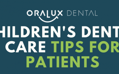 Children's Dental Care (Tips for Patients)