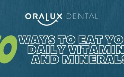 How to Eat Your Daily Vitamins and Minerals